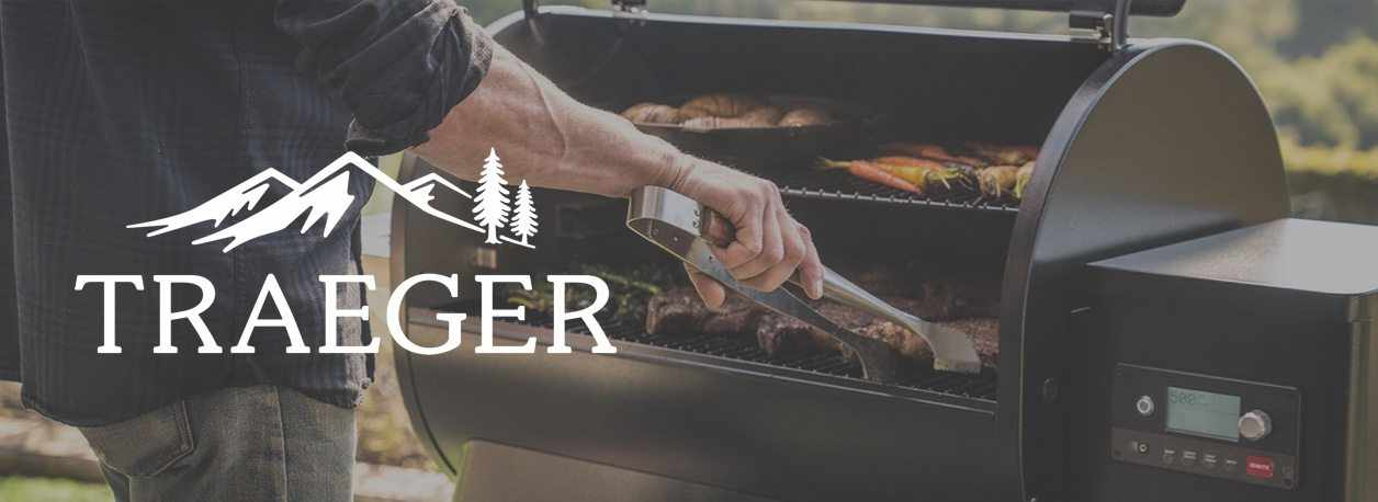 More info about Traeger grills.