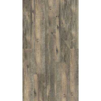 Array Signal Mountain Rockhouse 6 In. W x 48 In. L Vinyl Floor Plank (27.58 Sq. Ft./Case)